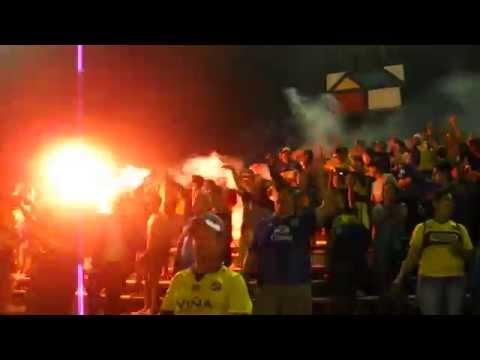 Los del Cerro 2015 - Everton vs Unión San felipe - Los del Cerro - Everton de Viña del Mar