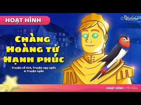 Chàng Hoàng tử Hạnh phúc câu chuyện cổ tích (The Happy Prince) - Truyện cổ tích việt nam - Hoạt hình - Thời lượng: 11 phút.