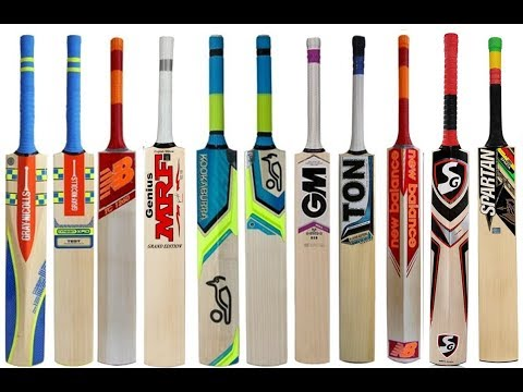 Top 10 Cricket Bats