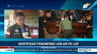Video Evakuasi Berhenti, Identifikasi Korban Lion Air Tetap Dilakukan MP3, 3GP, MP4, WEBM, AVI, FLV November 2018
