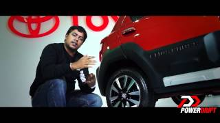 Toyota Etios Cross : First Look