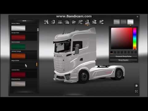 Scania R1000 Concept v2 1.16.x