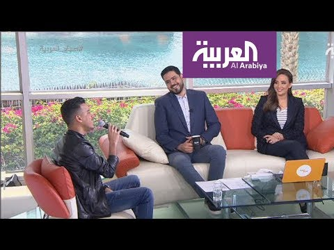 يمني منعته الظروف من المشاركة في برنامج ذا فويس