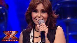 مروى أحمد - العروض المباشرة - الاسبوع 6 - The X Factor 2013