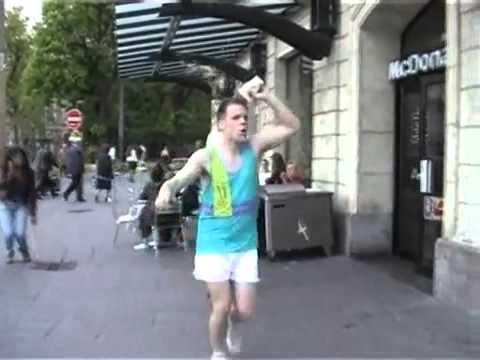 Rémi GAILLARD ~~The craziest man in the world !!