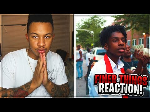 Polo G - Finer Things (Official Video) 🎥By Ryan Lynch Reaction Video