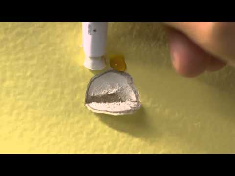 3M™ LeadCheck™ Swab Demo on Painted Plaster and Drywalls