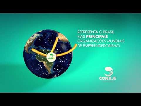 Vídeo institucional da CONAJE