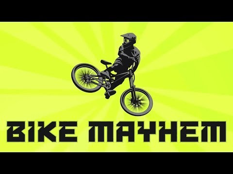 Official Bike Mayhem Extreme Mountain Racing Launch Trailer