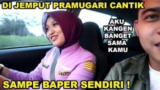 Video DI JEMPUT CALON PRAMUGARI CANTIK !! GOMBALIN MEMEY SAMPE BAPER SENDIRI !!! MP3, 3GP, MP4, WEBM, AVI, FLV April 2019