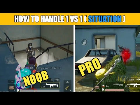 Tips For Every Pubg Mobile Players ! Pubg Mobile New Tips And Tricks ! Scarl Challange 20 Kills Win