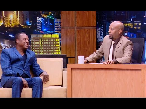 Ethiopia - Seifu on EBS Interview with Musician Tsegaye Sime
