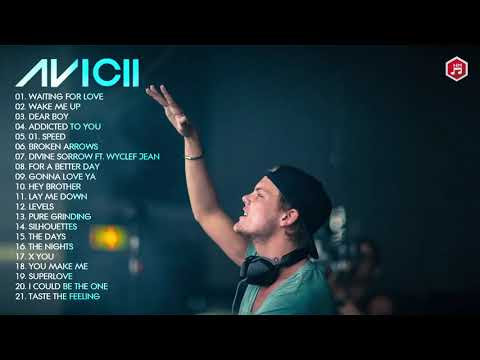 The Best Of Avicii Songs   | RIP Thank you for your music
