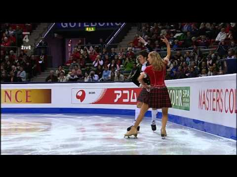 John and SineadKerr's Scottish - Themed Ice Dance