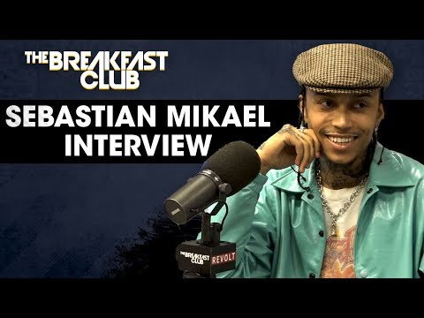 Sebastian Mikael On Bouncing Back Into Music, Kicking Drugs, Releasing His New Ep + More