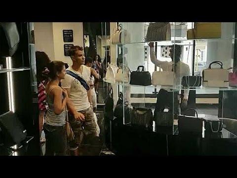Κούβα: Άνοιξε το πρώτο υπερπολυτελές εμπορικό κέντρο