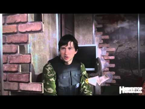 S.T.A.L.K.E.R.: Зов Припяти - Полное Интервью КРИ 2009 (Навигатор Игрового Мира) HD