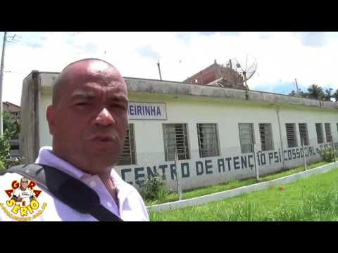 Caps da Palmeirinha sem atendimento e sem Psicológa