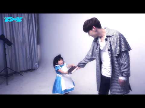 [HD] NU'EST-M - SoCool Magazine, January issue BTS (видео)