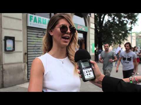 Milano Fashion Week: domande trappola ai blogger e stylist. Ci cascano