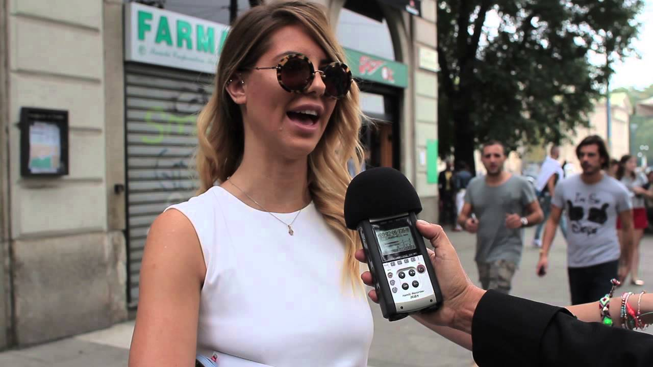 Zorannah – Zorana Jovanović – YouTube ispala na Milano Fashion Week-u