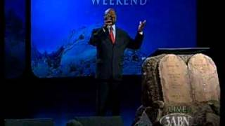 3ABN's 10 Commandment Weekend 2009 - Wintley Phipps 1