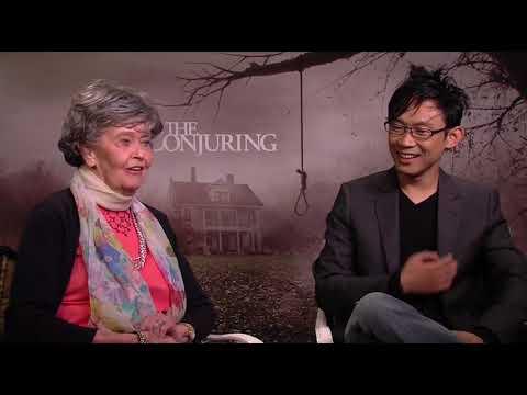 James Wan & Lorraine Warren #II - Interview James Wan & Lorraine Warren #II (Anglais)