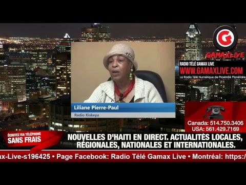 JOUNAL KREYÒL 4è RADIO KISKEYA HAITI • Sur les RÉSEAUX AFFILIÉS