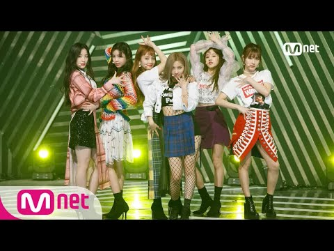 [(G)I-DLE - LATATA] Debut Stage | M COUNTDOWN 20180503 EP.569