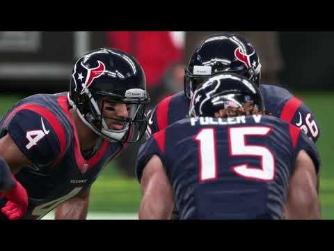 Madden NFL 19 First Look Chicago Bears vs Houston Texans