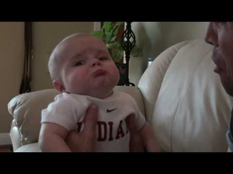 Mean Daddy – Hilarious Baby Video!