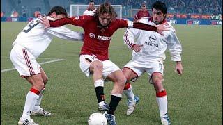 Die Übersicht und das Spielverständnis des Francesco Totti