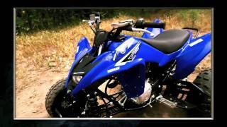 4. 2011 Yamaha Raptor 125