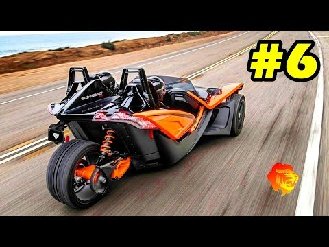 6 Amazing 3 Wheeled Vehicles You Have To See