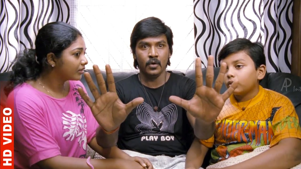 Kanchana Muni-2 Kovai Sarala, Lawrence and Srimaan Comedy Scenes 4 [HD]