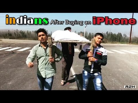 Video Indians After Buying an iPhone | Round2Hell | R2H download in MP3, 3GP, MP4, WEBM, AVI, FLV January 2017
