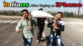Video Indians After Buying an iPhone | Round2Hell | R2H MP3, 3GP, MP4, WEBM, AVI, FLV November 2017