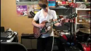 Dance Gavin Dance- Me And Zoloft Get Along Just Fine Guitar Cover