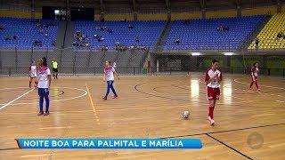 Copa Record: dois jogos agitam a noite em Marília