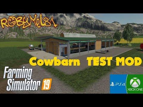 Cowbarn v1.0.0.0