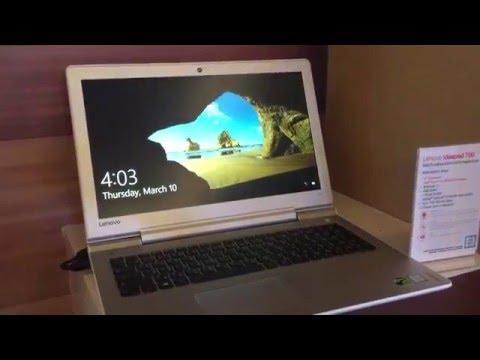 จับ Lenovo ideapad 700 โน้ตบุ๊คบันเทิง จอ IPS การ์ดจอ GTX ราคาถูก เริ่ม 30,990 บาท