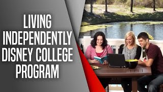 Living Independently Disney College Program