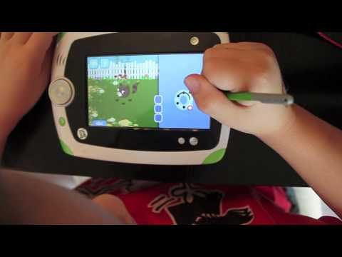 LeapFrog LeapPad Explorer Tablet - Walkthrough Video Review - The Toy Spy