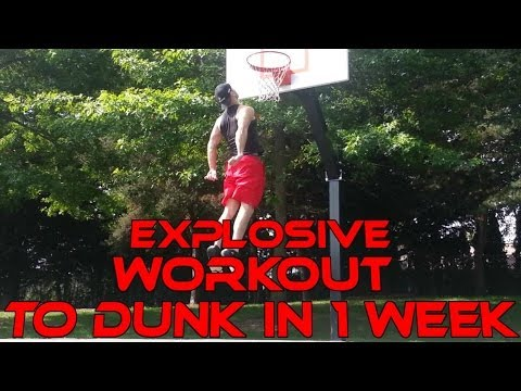 """How To INSTANTLY Increase Your """"Vertical Jump"""" In 1 Week – """"Jump higher"""""""