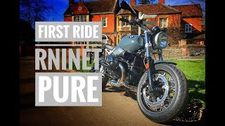 1. 2018 BMW R nineT Pure Review