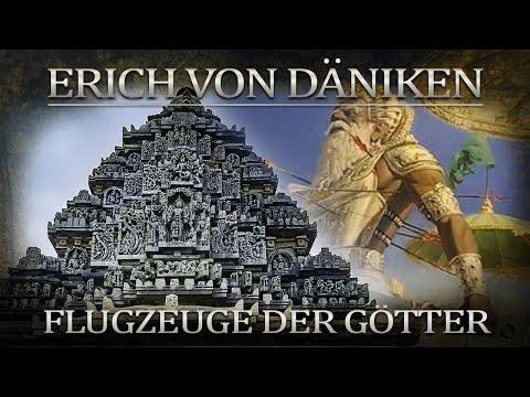 Erich von Daniken Flugzeuge der Götter