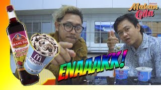 Video MCFLURRY ANGGUR MERAH  | MAKANGILA REBORN MP3, 3GP, MP4, WEBM, AVI, FLV Januari 2019