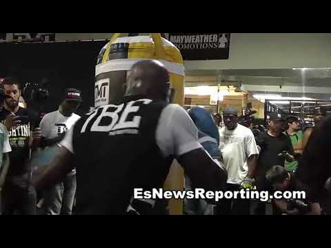 Georges St-Pierre - We Asked Does He Want To Fight Floyd Mayweather Next EsNews Boxing
