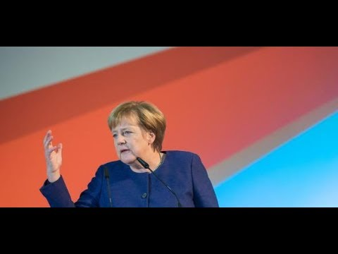 Merkels Rede in Thüringen: