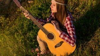 Acoustic Folk Backing Track (C)